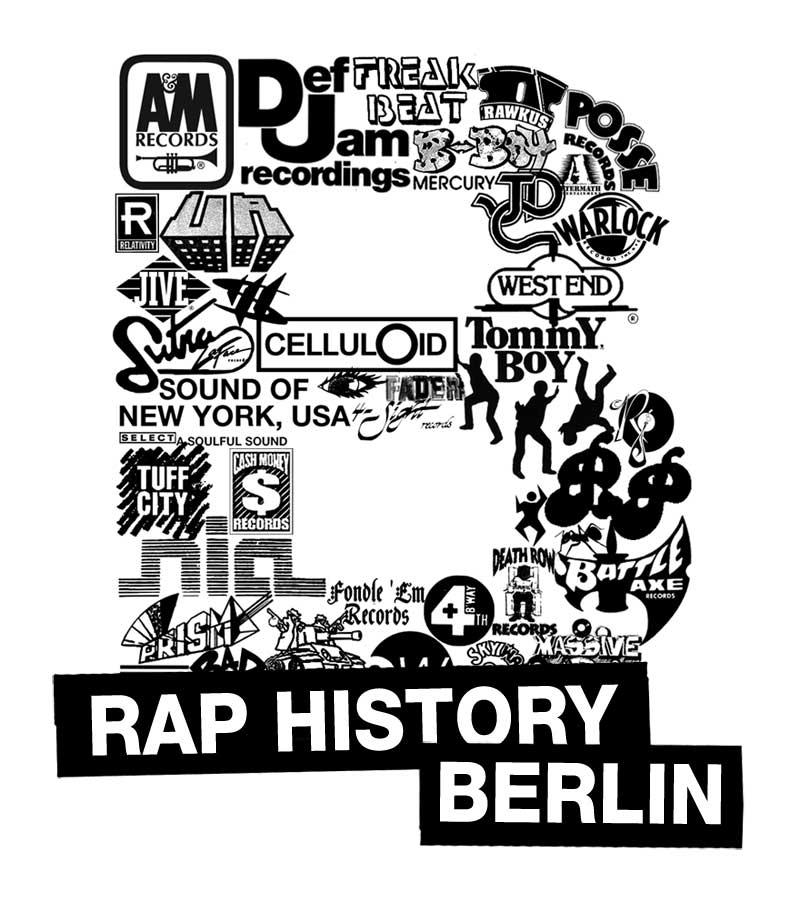 Dejoe - Rap History 1984